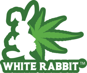 White Rabbit CBD Logo