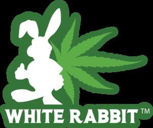 White Rabbit CBD Logo